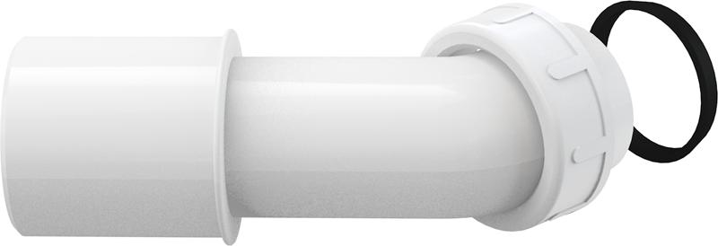 Сифон для душевого поддона - koleno-45 - alcaplast - x - 0-072 - 75 - czech-republic