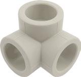 Тройное колено - trojnoe-koleno - fv-plast-a-s - seryj - 20 - 0-025 - 50 - czech-republic