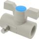 Клапан шаровой латунный с выпускным клапаном - klapan-sharovoj-latunnyj-s-vypusknym-klapanom - fv-plast-a-s - seryj - 1-2 - 0-21 - 20 - czech-republic