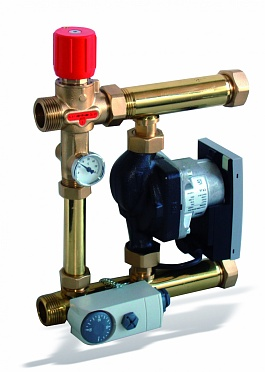 Модуль для регулирования теплого пола - isotherm-30-50-ups-15-60 - watts-industries-deutschland-gmbh - 4-620 - 1 - evrosoyuz
