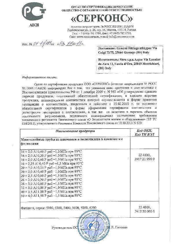 6200 сертификации продукции 2