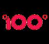 100 градусов лого