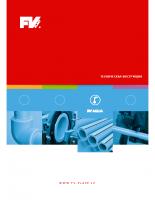 Технический справочник FV Plast