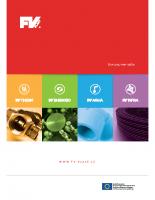 FV Plast каталог 2018