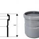 HTAM одиночный раструб - htam-odinochnyj-rastrub-dn-50 - 0-042 - 20 - czech-republic - gebr-ostendorf-osma-s-r-o