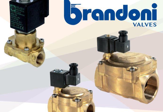 клапаны-Brandoni