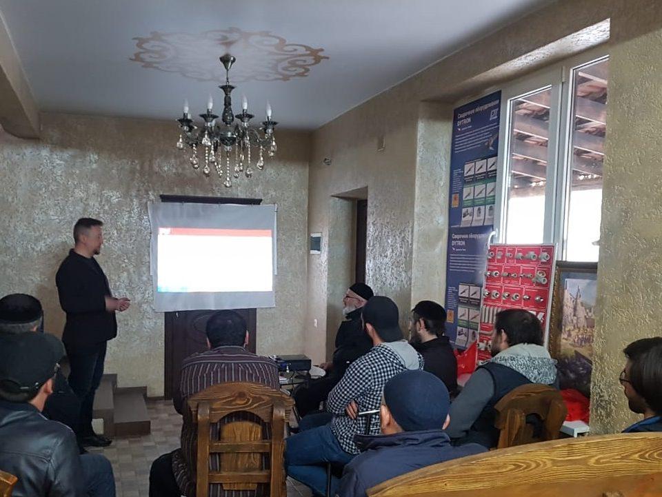 Семинар компании Miano FV RUS в Ингушетии